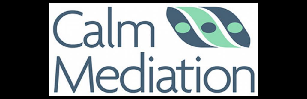 Restorative Justice Appg Calm Mediation Logo