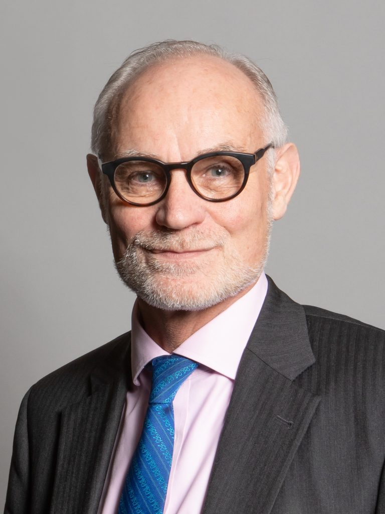 Restorative Justice Appg Crispin Blunt MP