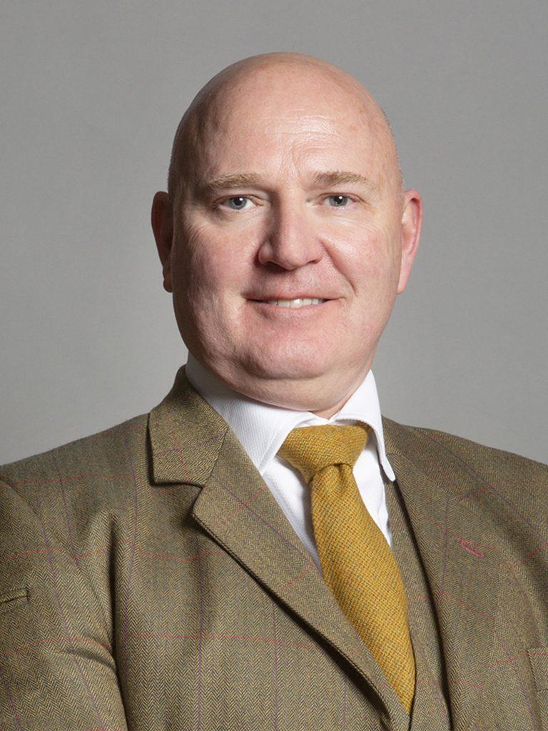 Restorative Justice Appg Neale Hanvey MP